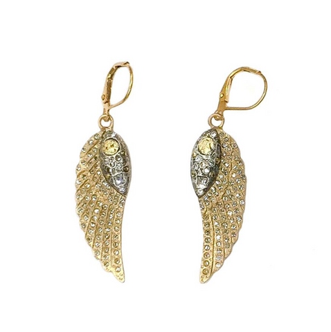 Ravenna Wing Earrings - Big Bag