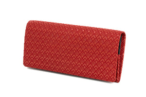 Deerskin Long Wallet Diamond - Big Bag