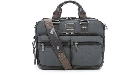 Tumi Andersen Slim Brief Anthracite - Big Bag