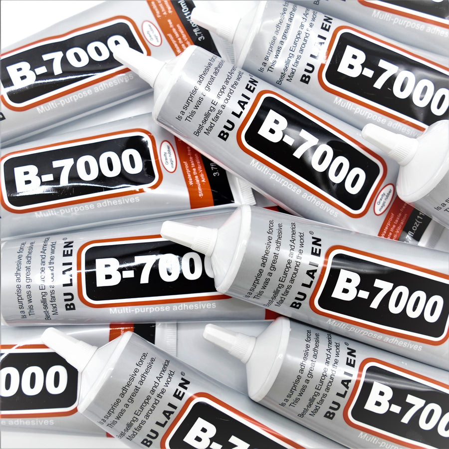 B-7000 Glue - Transparent