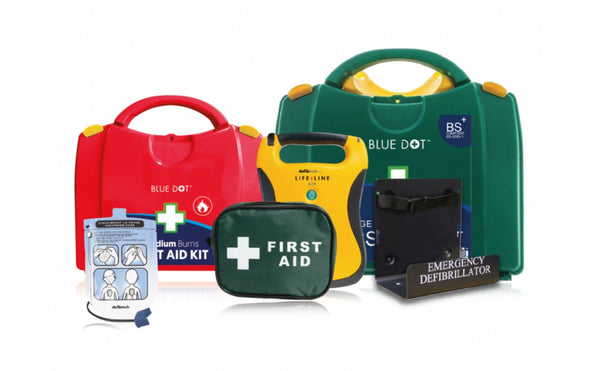 Defibrillator First Aid Package