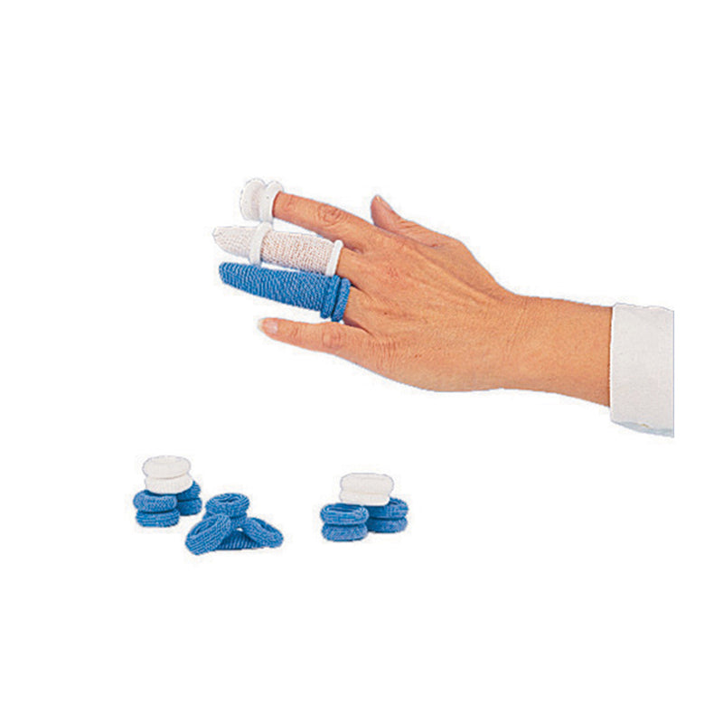 Finger Bob Blue ONE SIZE FITS ALL (Pack 100)