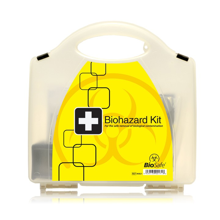 Eclipse Biohazard Body Fluid Removal Kit (3 Application)