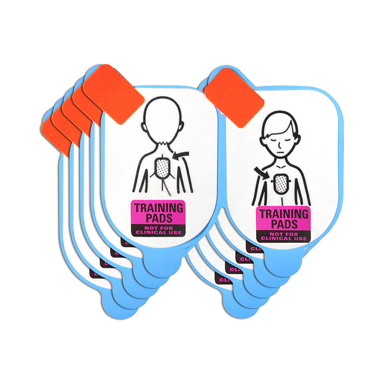 DefibTech Paediatric Training Pad package (1 set)