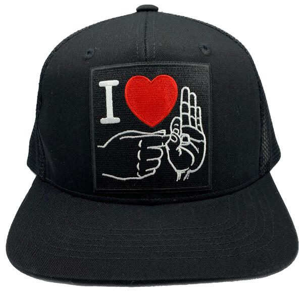 I Heart To Love You - Trucker Hat