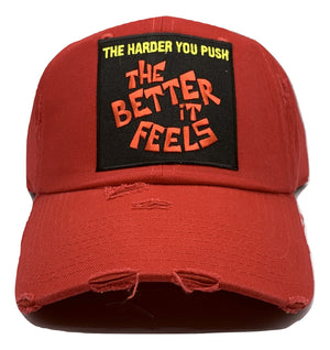 The better it feels - MVDADHATS