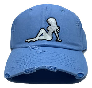 Trucker girl white - MVDADHATS