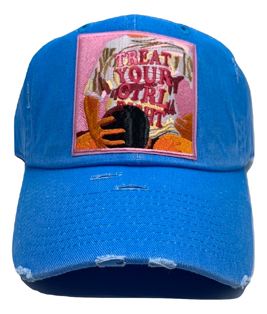 Treat your girl right - neon - MVDADHATS