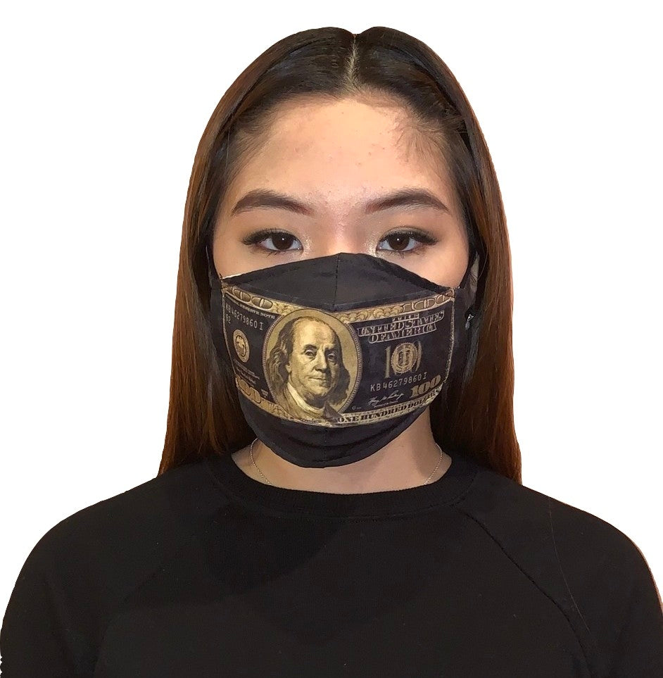 MV Golden Benjeman Face Mask- Unisex