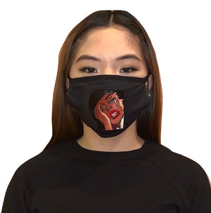 MV Shooting Tears Face Mask- Unisex