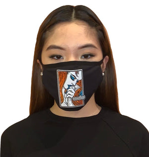 MV Shakers and Money Movers Face Mask- Unisex