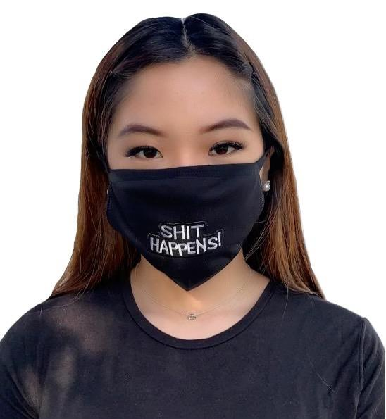MV Happens Face Mask- Unisex