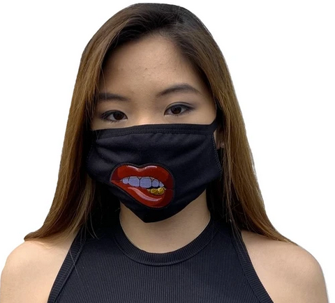 MV Lips Face Mask - Unisex - MVDADHATS