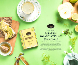 Amazing manuka honey (MGO 30+) giftbox BioSota
