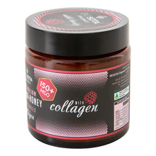 Load image into Gallery viewer, Manuka honey MGO 150+ collagen + Raspberries