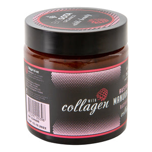 Manuka honey MGO 150+ collagen + Raspberries