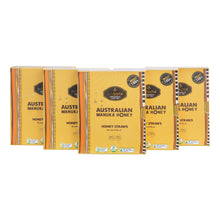 Load image into Gallery viewer, MANUKA HONEY STRAWS (MGO 150+), 12g N.W, QTY 12pcs