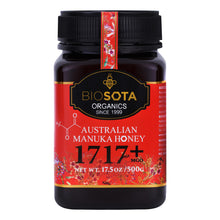 Load image into Gallery viewer, CERTIFIED ORGANIC MANUKA HONEY (MGO 1717+) NPA 31+