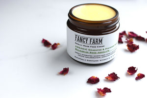 Really Rose Face Cream - 2 oz Glass Jar [Top Seller!]