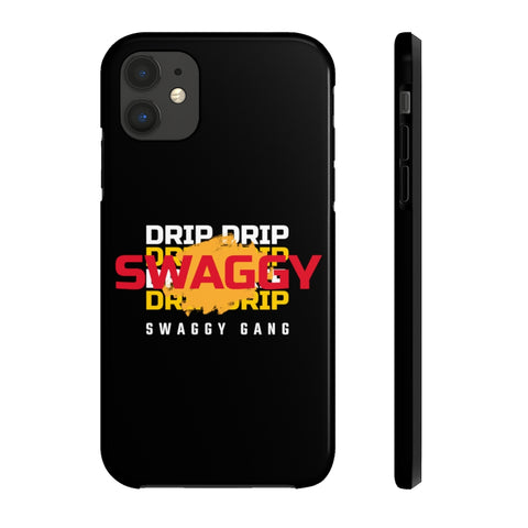 SWAGGY GANG MATE PHONE CASE