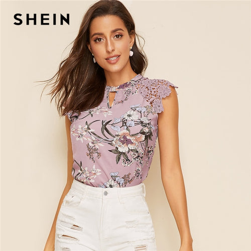 SHEIN Women's Top