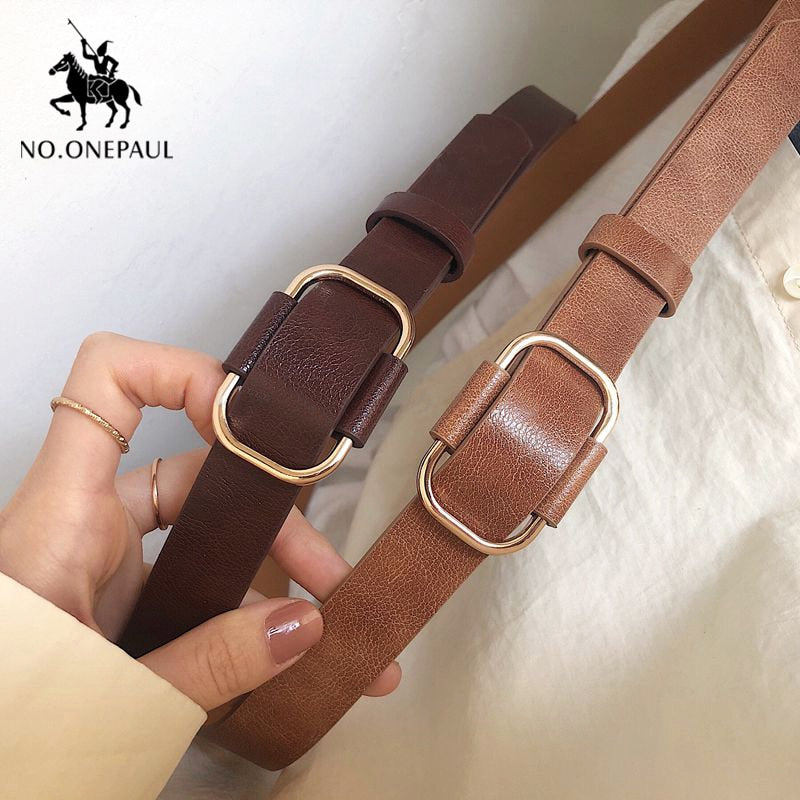 NO.ONEPAUL ladies luxury brand belt