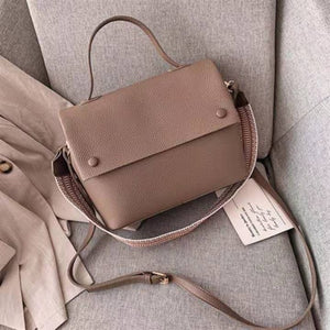 Casual Large Capacity Bucket Bag