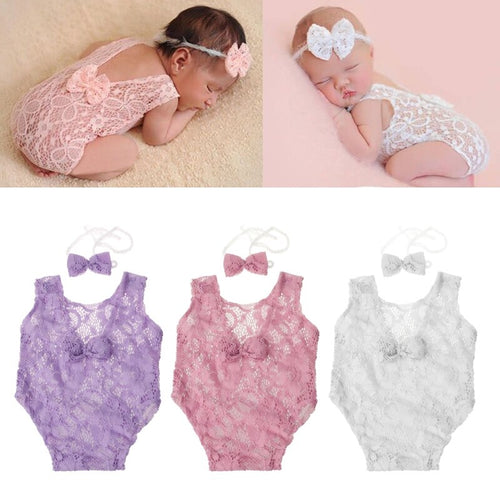 Baby Photography  Newborn Girls Outfit