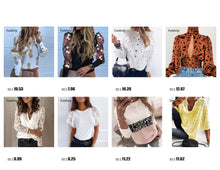 Load image into Gallery viewer, Diamond Splice blouse