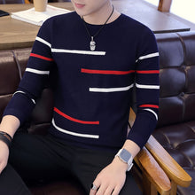Load image into Gallery viewer, Stitching Men's Sweater