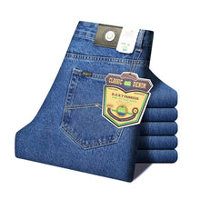Load image into Gallery viewer, Men Business Jeans