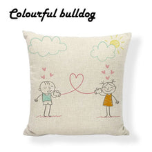 Load image into Gallery viewer, Printed San Valentin Pillows