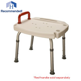 Bath Seat with Suction Feet (No Back)