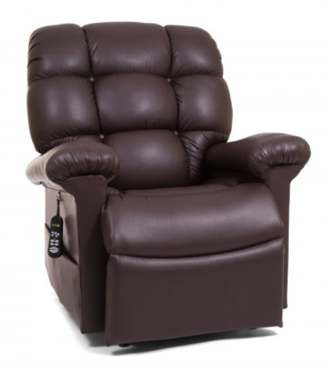 Cloud Lift Chair with Twilight - Power Tilt, Headrest and Lumbar