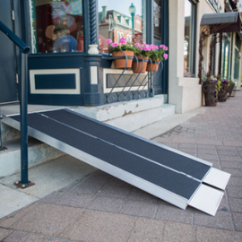 EZ Access Advantage Series Suitcase Ramp