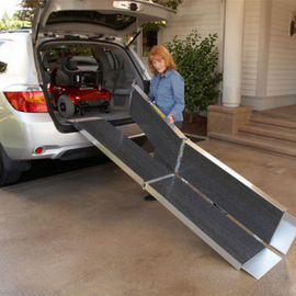 EZ Access Advantage Series Tri-Fold Ramp