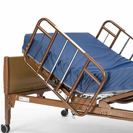 Invacare Basic Electric Hospital Bed Package