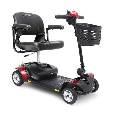 GoGo Elite Traveller 4 Wheel Scooter