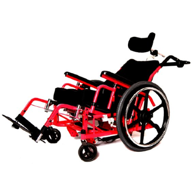 LowRider Manual Tilt Wheelchair