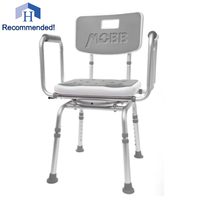 MOBB Swivel Shower Chair