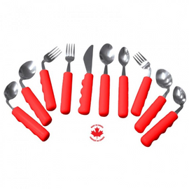 Red Cutlery