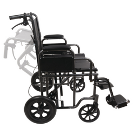 Bariatric/HD Transport Chair