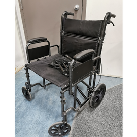 Used Bariatric/HD Transport Chair