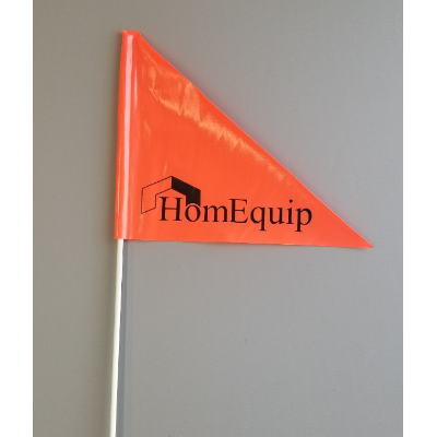 HomEquip Scooter/Wheelchair Flag
