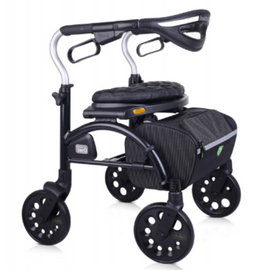 Xpresso Zero 4 Wheel Walker