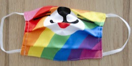 Children's Mask Rainbow