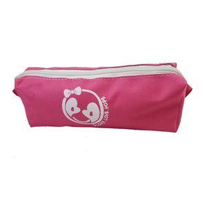 Pencil Case Deep Pink