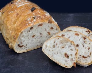 Walnut & Raisin Pain Rustique