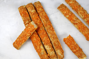 Red Leicester Cheese Straws