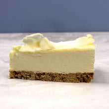Load image into Gallery viewer, White Chocolate Cheesecake
